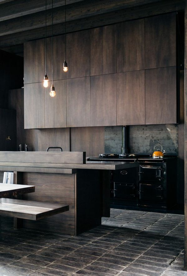 Cuisine moderne, le design