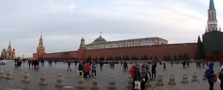 Moscow: Red Square panorama