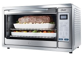 Oster Design For Life Extra-Large Convection Countertop Oven ...