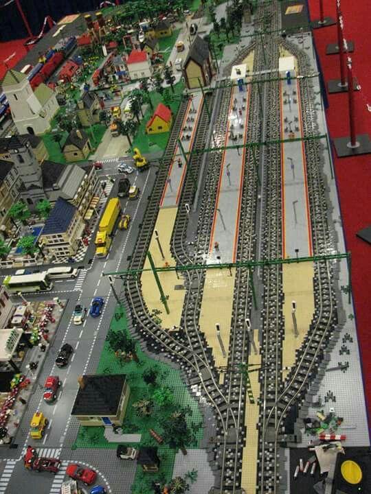25 best ideas about lego city train on pinterest lego. Black Bedroom Furniture Sets. Home Design Ideas