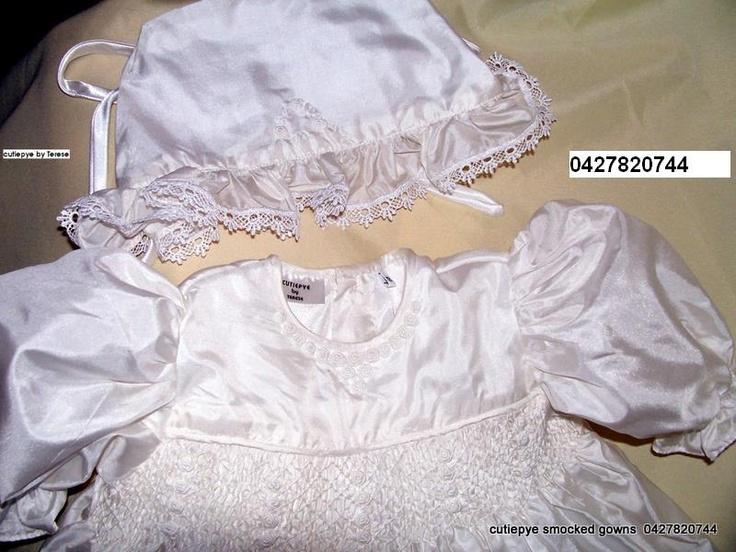smocked dupion silk by cutiepye australia 0427820744