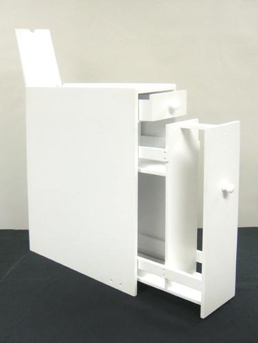 Narrow storage narrow bathroom ideas pinterest - Narrow storage cabinet for bathroom ...