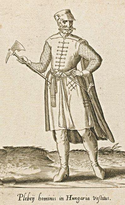 Węgierski ubiór