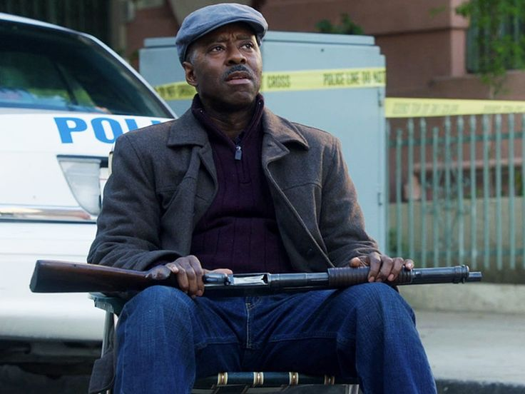 Scandal's Courtney B. Vance Opens Up About the Show's Most Powerful Episode Yet http://www.people.com/article/scandal-courtney-b-vance-ferguson-racism