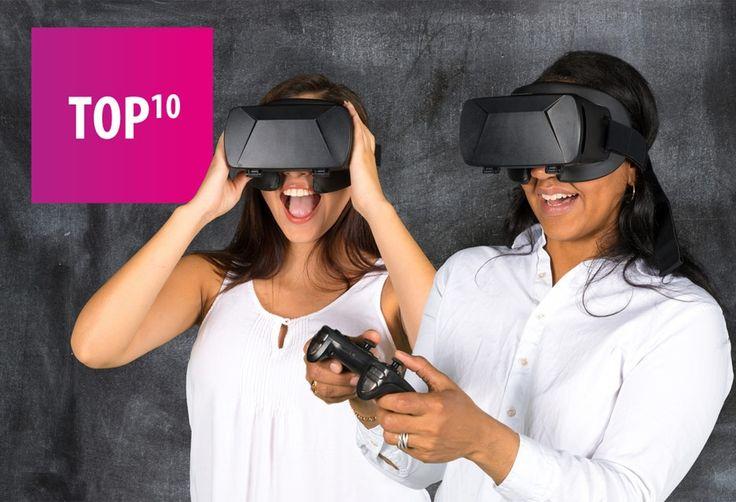 Jakie gogle wirtualnej rzeczywistości?