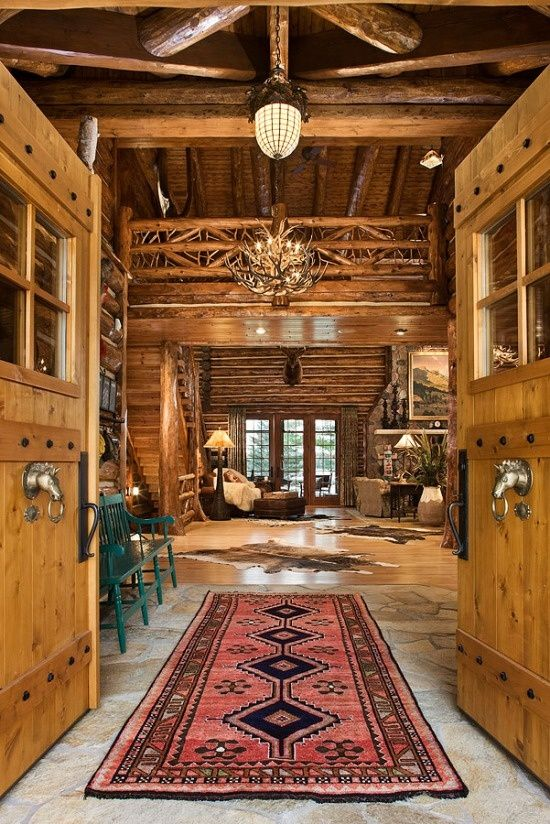 eye for design decorating the western style home - Western Design Homes