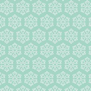 Papiers à imprimer : Flocons de Noël | Idée Créative