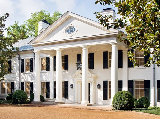 10 best Southern Colonial images on Pinterest Architecture Dream