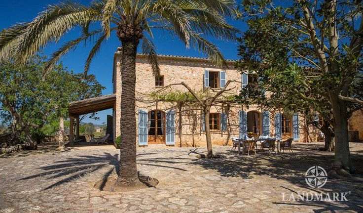 Finca Felanitx | Außenansicht Mallorca Spanien