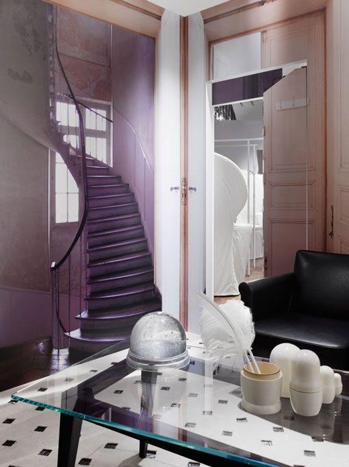 superfuture :: supernews :: tokyo: l'espace maison martin margiela opening