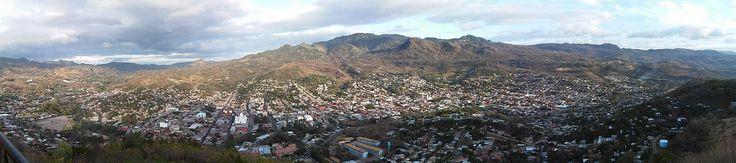 https://flic.kr/p/saESBr   Panorámica de Matagalpa, Nicaragua