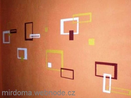 Идеи украшения стен :: Мир дома.