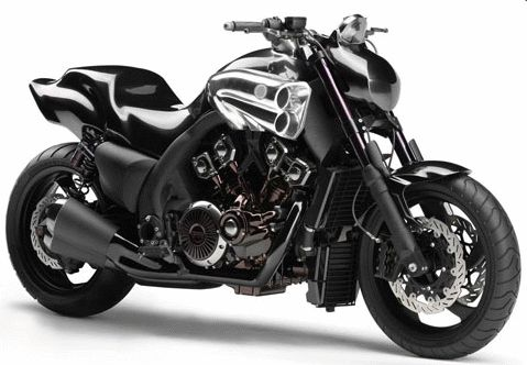 Black Motorcycles For Sale Cheap