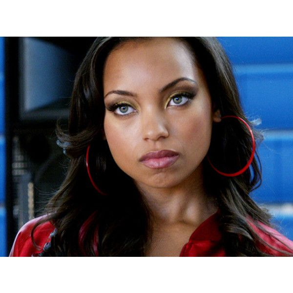 Vixen Chat Logan Browning Talks 'Hit The Floor' and Gives 3 Reasons... ❤ liked on Polyvore featuring pictures