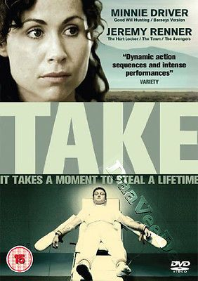 Take-NEW-PAL-Cult-DVD-Charles-Oliver-Minnie-Driver-Jeremy-Renner-Bobby-Coleman