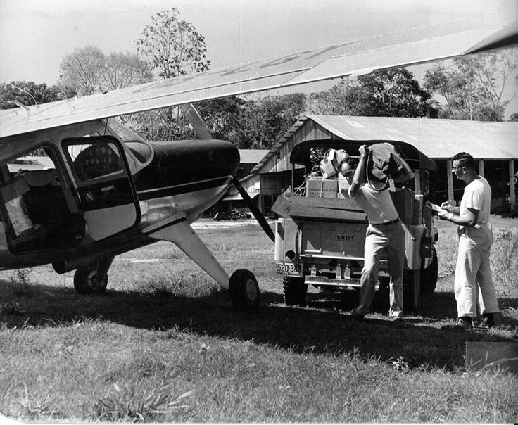 Loading up the airplane. www.facebook.com/JAARSinc