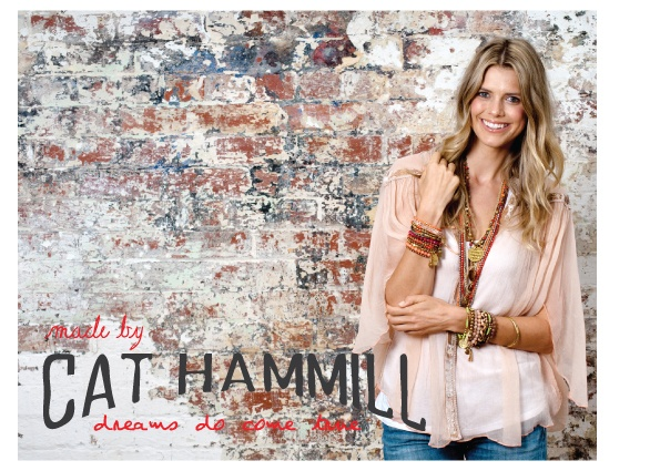 The exquisite yet playful Winter 2012 collection from Cat Hammill is arriving in store mid-April.