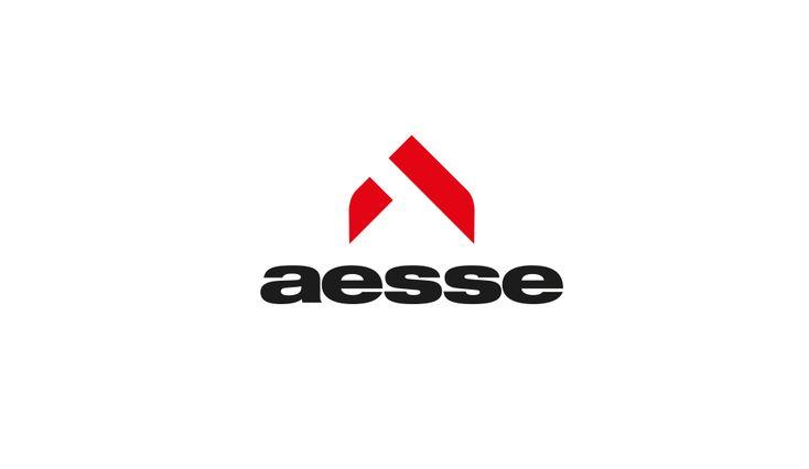 CLIENTE Aesse. Logo per il noto marchio di abbigliamento per lo sci, l'alpinismo e il trekking #logo #marchio #comunicazione #design