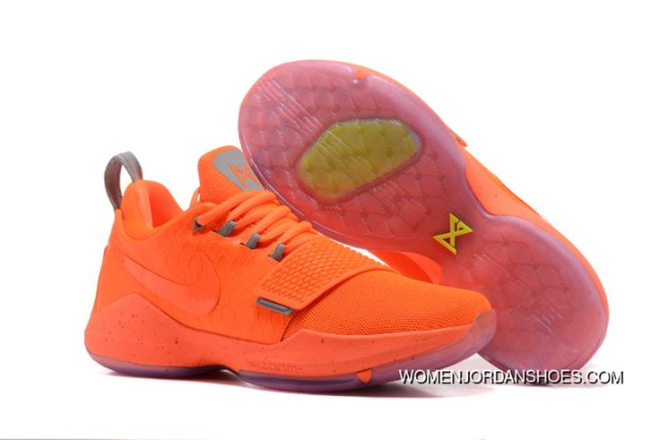 https://www.womenjordanshoes.com/nike-pg-1-orange-mens-baketball-shoes-new-release.html NIKE PG 1 ORANGE MEN'S BAKETBALL SHOES NEW RELEASE : $87.97