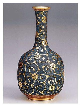 Yoshida-ya (porcelain) by Kutaniyaki ware. #plocomiPottery