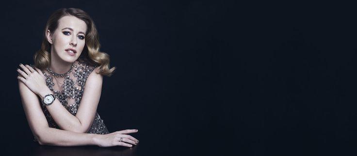 Ksenia Sobchak  Omega 9300