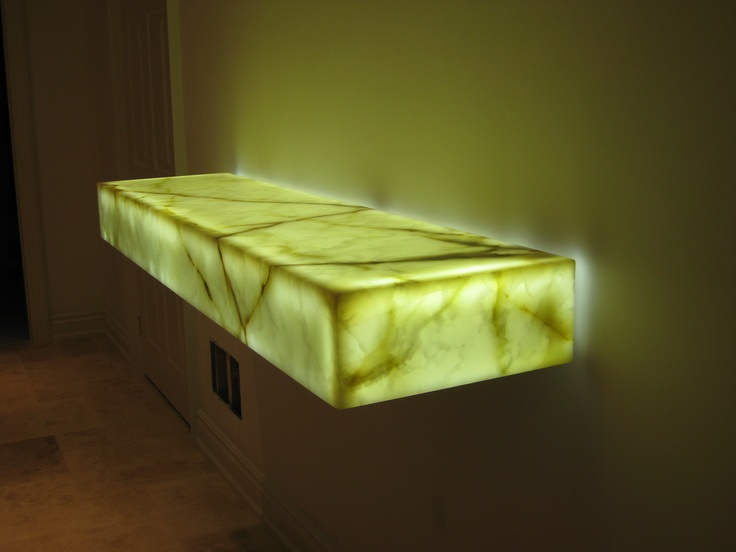 Glowing Onyx For The Home Pinterest