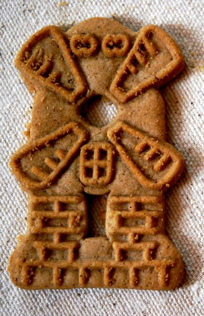 I love Windmill Cookies... Reminds me of when I was a kid and after church, I would grab a windmill cookie. And my Mom always said that my hero, my Great Grandma Policka, would make windmill cookies. I so wish that I could have had some of her's :( Someday...