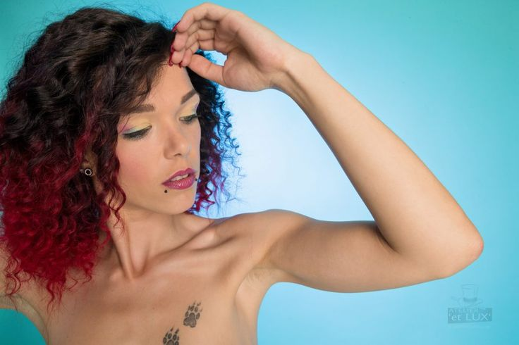 Session 'Afromania'  Photography: Atelier 'et Lux' Model: Linda Schneewittchen
