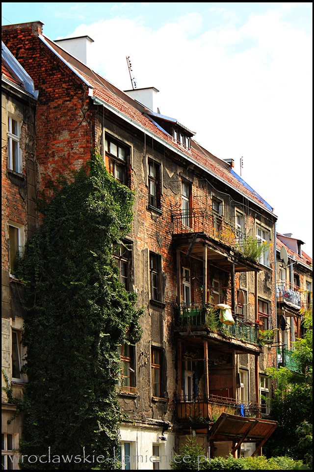 #Wroclaw #Breslau #Poland #architecture #tenement