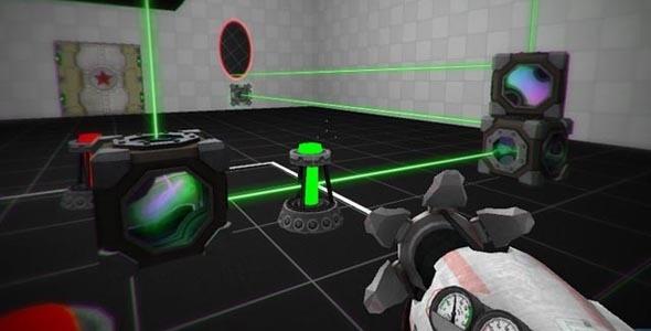 3D Macera Oyunları arasında yer alan 3D Portal oyununu oynamak için hemen 3DOyuncu.com'u ziyaret edin.