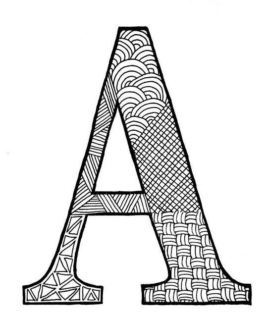 39 best letters mandala images on pinterest mandalas letters and alphabet letters. Black Bedroom Furniture Sets. Home Design Ideas