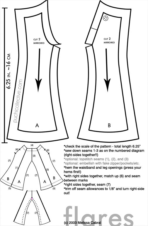 Pantalón blythe