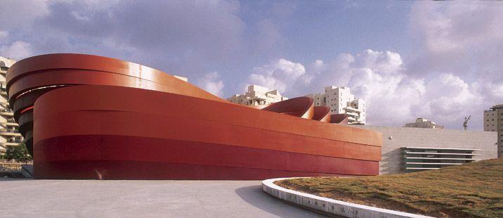 Design Museum Holon By Ron Arad | Architecture | Pinterest | Ron Arad,  Museums And Architecture Design
