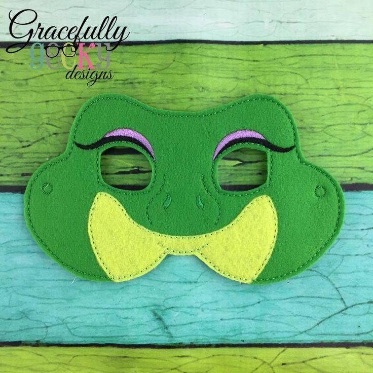 Princess Fiona - frog