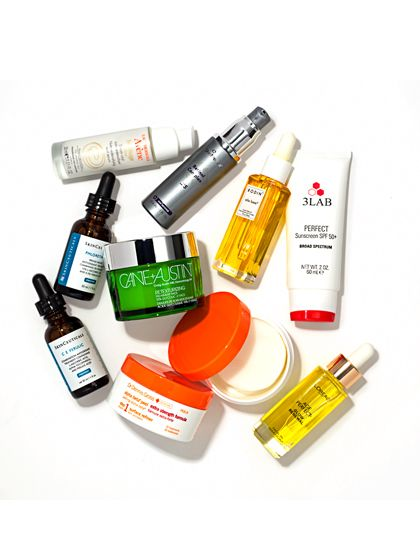 anti-aging products Allure beauty editors really use: for skin in your 30s