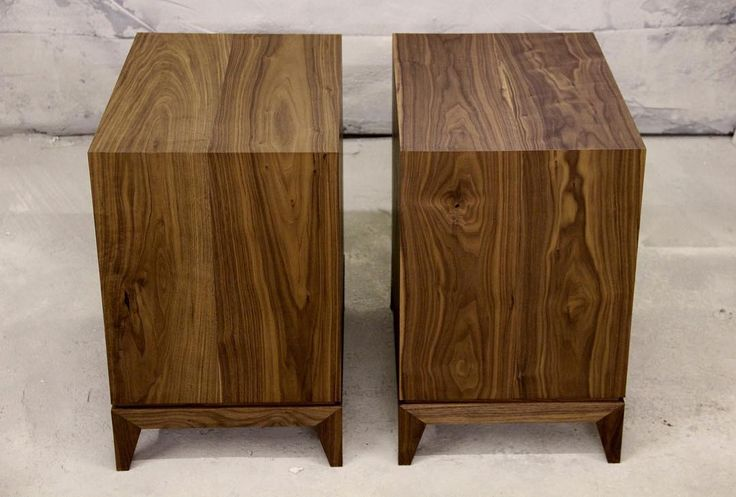 Here is what they looked like from the side. Love that grain!  Waterfall. American black walnut. . . . . . #kivistmade #kivistdesign #kivistjoinery #keepcraftalive #bathroom #joinery #joiner #desk #woodwork #edwardian #dowoodworking #cabinetmaker #furniture #furnituredesign #interiordesign #interior #interiors #countryhome #design #designer #architecture #archilovers #luxury #style #styles #dowoodworking