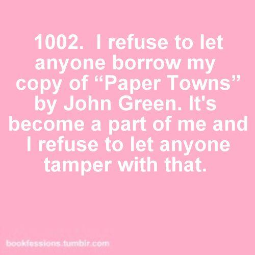 132 best Paper Towns - John Green images on Pinterest | John green ...