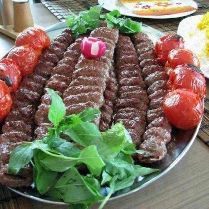 Kebab (Iranian food)
