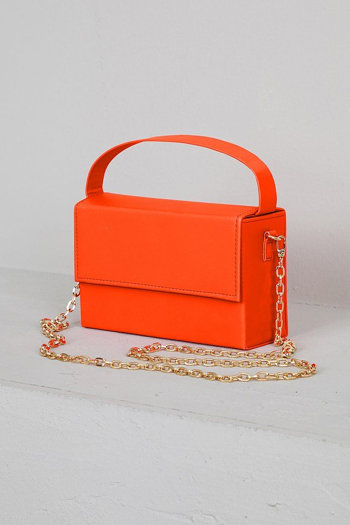 One Direction Red Kisslock Purse