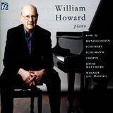 Mendelssohn, Schubert, Schumann, Chopin, David Matthews, Wagner [CD]