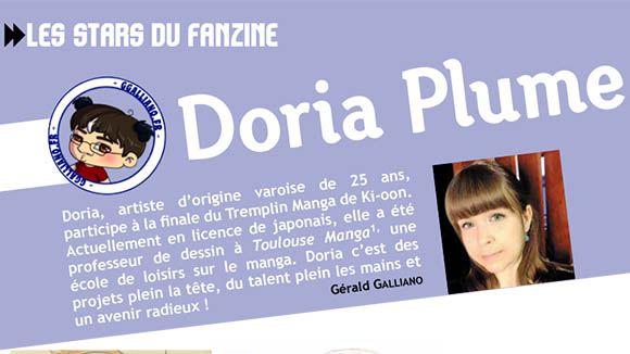 Les stars du fanzine : Doria Plumehttps://www.ggalliano.fr/les-stars-du-fanzine-doria-plume/