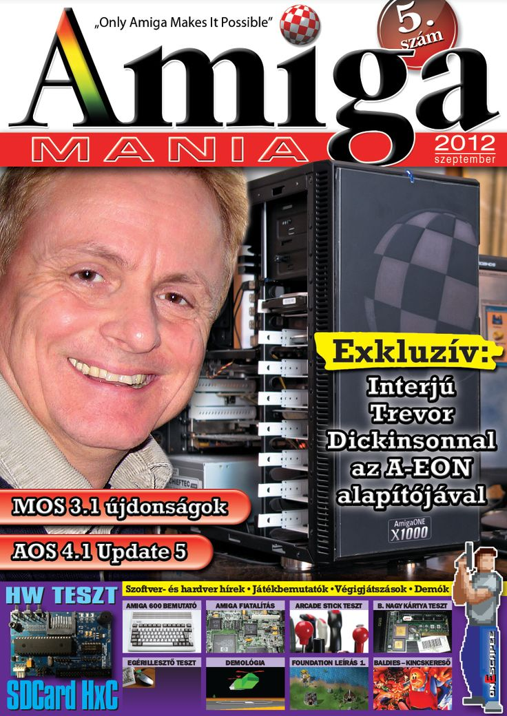 Amiga Mania Magazin 005