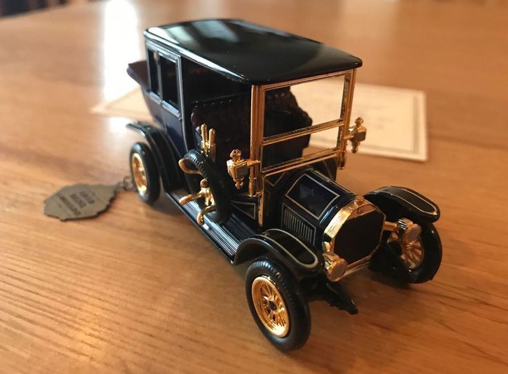 Matchbox Collectibles 1910 Benz Limited Limousine Classic Diecast Car MIB  | eBay