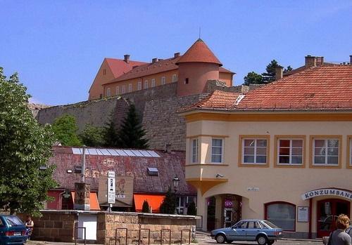 Het kasteel van Eger in Noordoost-Hongarije; http://www.hungariahuizen.nl/eger/