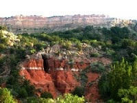 Palo Duro Canyon Wall...I've been here!!!