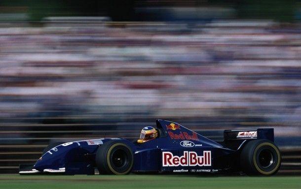 1995 Sauber C14 - Ford (Karl Wendlinger)
