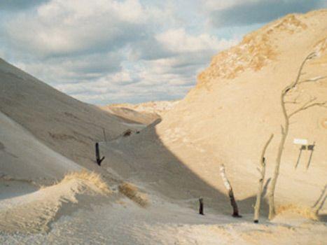 Leba - Poland/  Polnische Sahara/  Slowinski Nationalpark