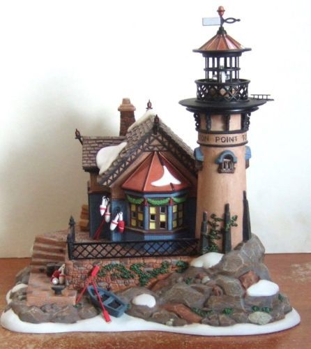 Dept 56 - Lynton Point Tower (lighthouse)