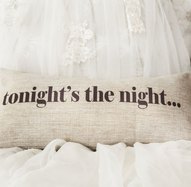 ... wedding night,honeymoon suite,wedding pillow,wedding gifts,wedding