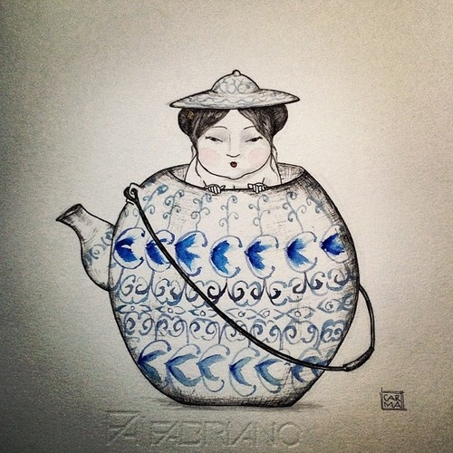 Ilustración de Carmen F- Agudo